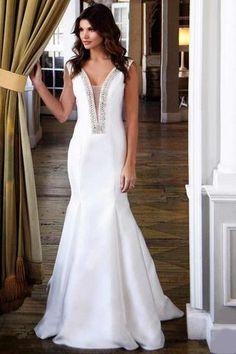 Mermaid Wedding Gown JB98244