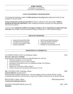 click here to download this civil engineer technologist resume template httpwww - Ceramic Engineer Sample Resume