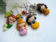Disney Princesses Fimo