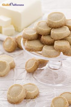 I #biscotti sablés sono di origine francese e possono essere aromatizzati con la cannella o altre spezie, oppure possono essere preparati con il burro salato per creare un contrasto tra dolce e salato davvero unico!