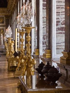 Versailles: Hall Of Mirrors