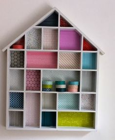 Diy, tutoriales con Washi Tape