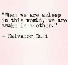 Sleep dreaming quotes