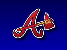 I would love to manage my favorite team, the Atlanta Braves, who play at Turner Field in Atlanta, Georgia. Brave Wallpaper, Hd Wallpaper, Atlanta Braves Shirt, Mlb Teams, Sports Teams, Sports Logos, Sports Uniforms, Braves Baseball, Baseball Tickets