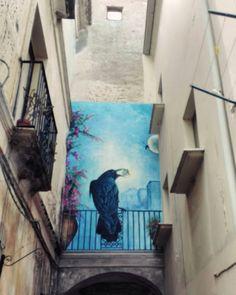 Streetart is a passion. #unangeloinviaggio Edit with @vsco NC #italia #italy #calabria #cosenza #diamante #vsco #streetart #panorama #paesaggio #paisaje #travel #traveling #trip #igtravel #travelgram #viaggio #adventure #igersitalia #igerscampania #igers_salerno #igerscalabria #igerscosenza #sud #arte #exploringitaly #italianlandscape #paesaggi_italiani #calabriabella