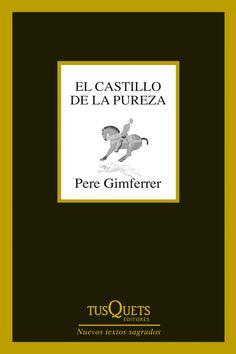 El nuevo y esperado libro de poemas de uno de los más grandes poetas contemporáneos.Tras trece años sin publicar un libro de poesía en catalán, la aparición de El castell de la puresa de Pere Gimferrer a principios de 2014 fue todo un acontecimiento literario. El poemario fue saludado por la crítica como el mejor del autor, ... http://www.tusquetseditores.com/titulos/marginales-castillo-de-la-pureza http://rabel.jcyl.es/cgi-bin/abnetopac?SUBC=BPSO&ACC=DOSEARCH&xsqf99=1773428+