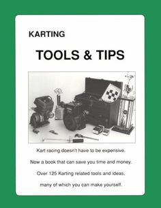 Go Kart Racing: Tools & Tips - http://www.autosportsart.com/go-kart-racing-tools-tips - http://ecx.images-amazon.com/images/I/41Y1VRZMYKL.jpg
