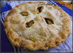 D is for Dulcified Apple Pie