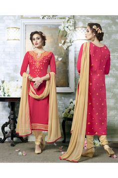 Casual Salwar Suits Online: shop for wide collection of casual wear plus size salwar kameez casual office dresses printed casual suits online. Bollywood Dress, Bollywood Fashion, Casual Wear, Casual Dresses, Cotton Salwar Kameez, Churidar, Salwar Suits Simple, Salwar Suits Pakistani, Salwar Suits Party Wear