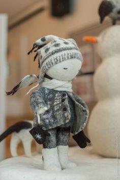 Волшебные куклы из войлока от Ирины Андреевой