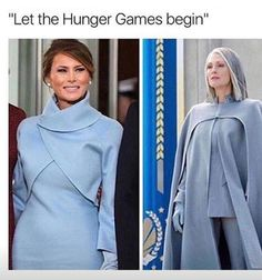 Trump is like President Snow omg omg omg #mymindischangedforever  I wouldnt be suprised if Trump started a real life hunger games :(