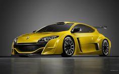 Renault Mégane, si como lo oyes un Mégane. Alucinante....