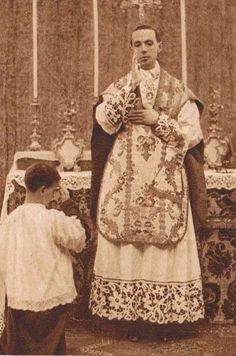 In nomine Patris, et Filii, et Spiritus Sancti. Amen