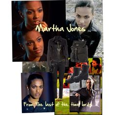 Martha Jones the last of the time lords