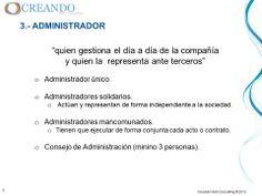 Administrador de la presentación de www.creandowebconsulting.es
