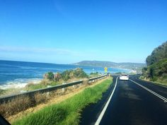 Beautiful day for a drive along the Great Ocean Road  by natasha_gray_