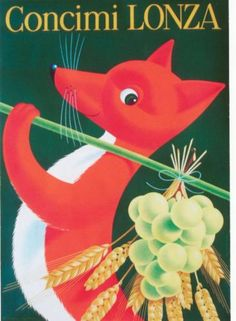 LONZA AGRICULTURE FRUITS FOX