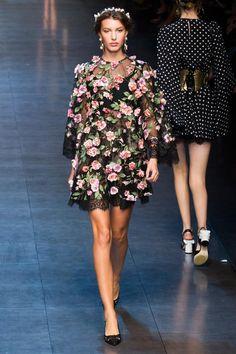 Dolce & Gabbana Spring RTW 2014  14 - The Cut