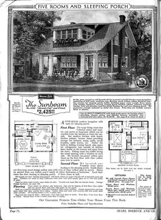 Built from a Kit: A Brief History of Sears Catalog Homes