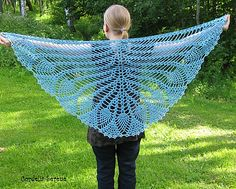 Ravelry: I promise you pineapples pattern by Justyna Kacprzak