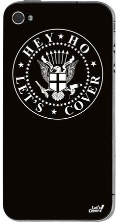HEY OH LET'S COVER!  Skin 4 iPhone