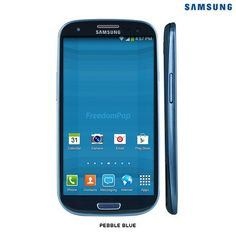 Samsung Galaxy S3 Android 4.4 Quad-Core 1.5GHz 16GB 4G LTE Smartphone + FreedomPop Network & Data Plan at 62% Savings off Retail!