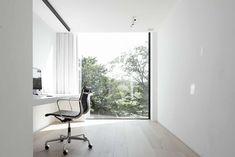 Minimalist Architecture, Interior Architecture, Interior Design, Office Inspo, Vestibule, Pavilion, Landscape Design, Villa, House Design