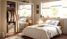 Beige bedroom, Wayfair. http://www.kenisahome.com/blog