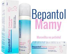 Bepantol Mamy: Previne as estrias, de gestantes e não gestantes, e deixa a pele muito mais hidratada, macia e protegida, e tudo isso sem melecar!