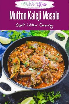 Kaleji Masala or Mutton Liver Masala is a dry preparation that can be enjoyed as an appetizer, with rotis or kerala parotta and even plain white rice. Liver Recipes, Curry Recipes, Meat Recipes, Vegetarian Recipes, Cooking Recipes, Healthy Recipes, Recipies, Lamb Liver Recipe, Indian Prawn Recipes