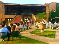 WeddingDj & Ceremony Sound  @Hacienda Campo Rico www.SBNweddingDJ.com