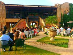WeddingDj & Ceremony Sound  @Hacienda Campo Rico www.SBNweddingDJ.com