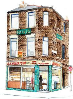 Eleanor Crow (via Spitalfields Life)