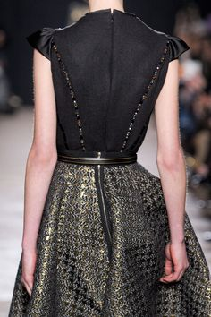 runwayispower:    oncethingslookup:    Aquilano.Rimondi Fall 2013 RTW    runway blog xo