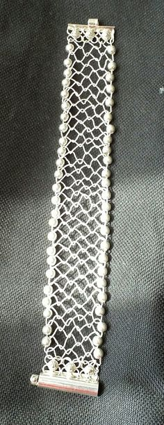 Jewerly, Diy And Crafts, Pearls, Diamond, Bracelets, Accessories, Jewlery, Schmuck, Beads