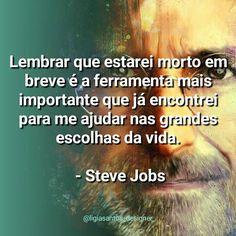 #motivação #steevejobs