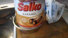 Salko-krém bílý a karamelový Butter, Cream, Youtube, Raffaello, Creme Caramel, Youtubers, Butter Cheese, Youtube Movies