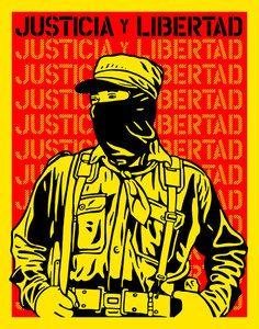 Image of Zapatista: Justicia Y Libertad - Ernesto Yerena