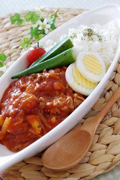 10分で簡単☆トマトハヤシライス | 美肌レシピ