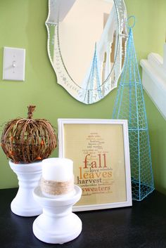 room*6: In Anticipation of Fall