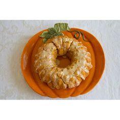 Обезьяний хлеб с тыквой - рецепт приготовления | Weeklymenu.net