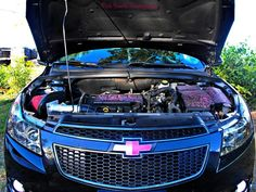 Leopard print under the hood, 1.4 turbo!