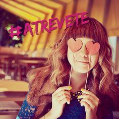 Cuando te pille mirándole… #Atrévete a no apartar la mirada ;) disfruta el mes del amor, amiga!!