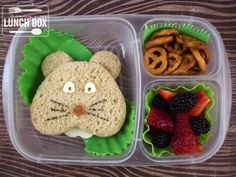 Groundhog's Day Lunch
