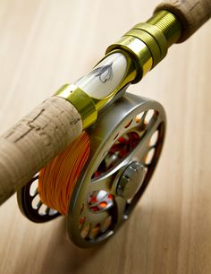 G Loomis Stinger GLX 8/9 rod with a Danielsson 8twelve reel. Jesus!