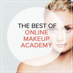 61 Best Online Makeup Academy Images Bridal Makeup Bride Makeup
