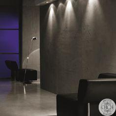 Spectacular Stoneplex Concrete Betontapete chic Vintage M bel und Industriedesign u