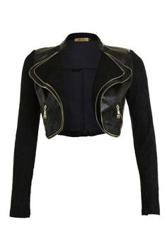 LEATHER. All Black EverythingBiker ChickJacket ... 02a1891ce