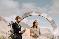 Photo from Chelsea & Simon collection by Chrisél Mouton Photography Round Arch, Greenery, Mount Rushmore, Our Wedding, Chelsea, Photos, Mountains, Nature, Photography