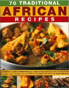 african cookbook | Some of the tempting recipes: Yam Balls, Akkras (a fritter made with ...